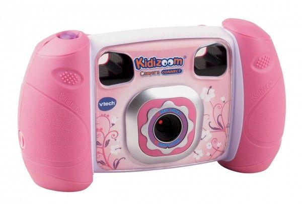 Kidizoom Kid Connect Fotoaparát - růžový Vtech plast 14cm na baterie 14140750