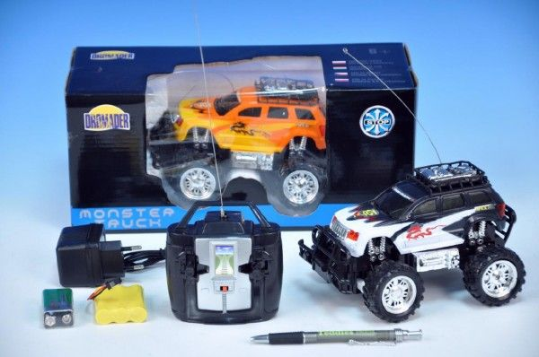 Auto RC Jeep Monster Truck, 16cm, na vysílačku 23205817