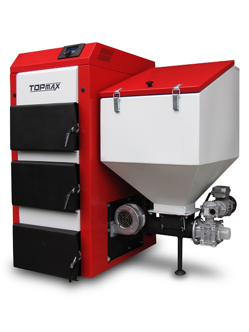 TOPmax Top-EKO 20 Automatický kotel na uhlí, pravý TOP402-20-101/P