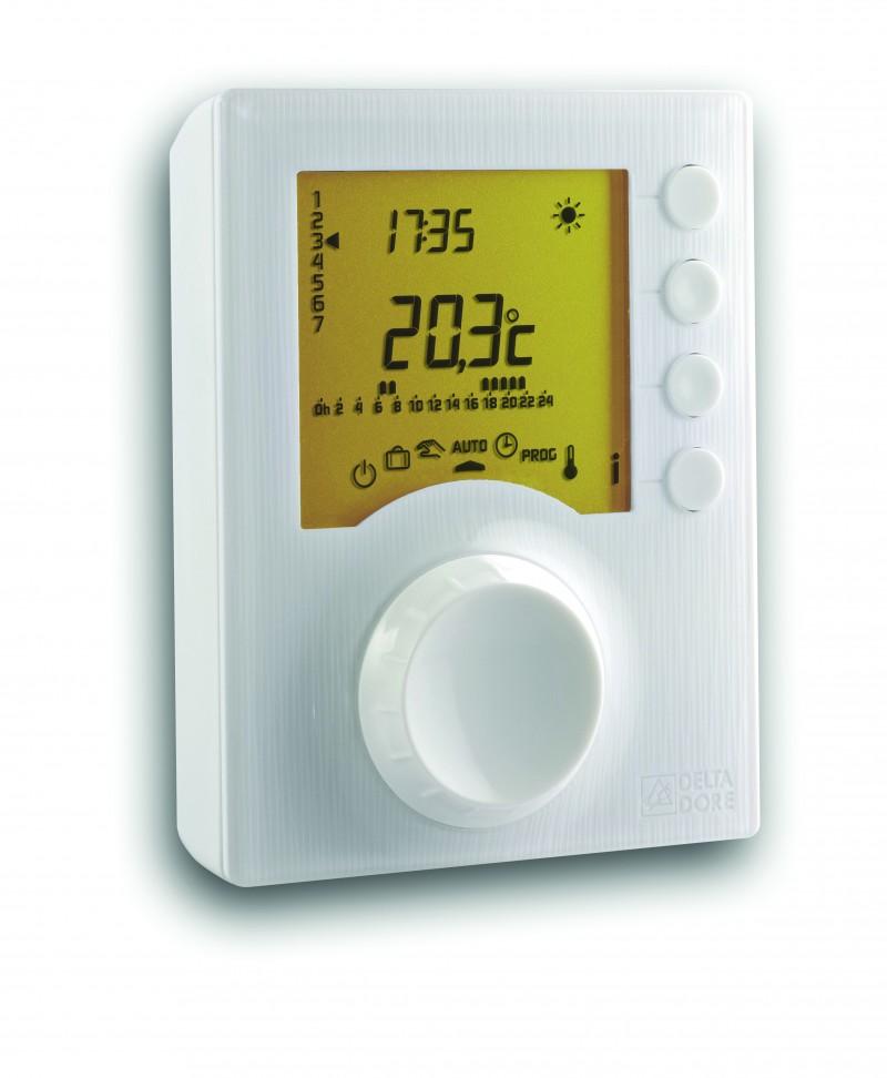 TYBOX 117 programovatelný termostat