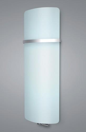 ISAN VARIANT GLASS skleněný designový radiátor 1810/620 coolice DGBM 1810 0620 S