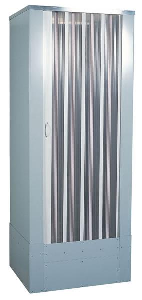 TEIKO POLY průmyslový sprchový box s dveřmi 80x81cm V404080N00T12000