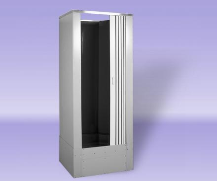 TEIKO DORA průmyslový sprchový box s dveřmi 80x80 cm V404080N00T22000
