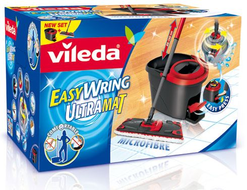 VILEDA Easy Wring UltraMat Set mop 140827