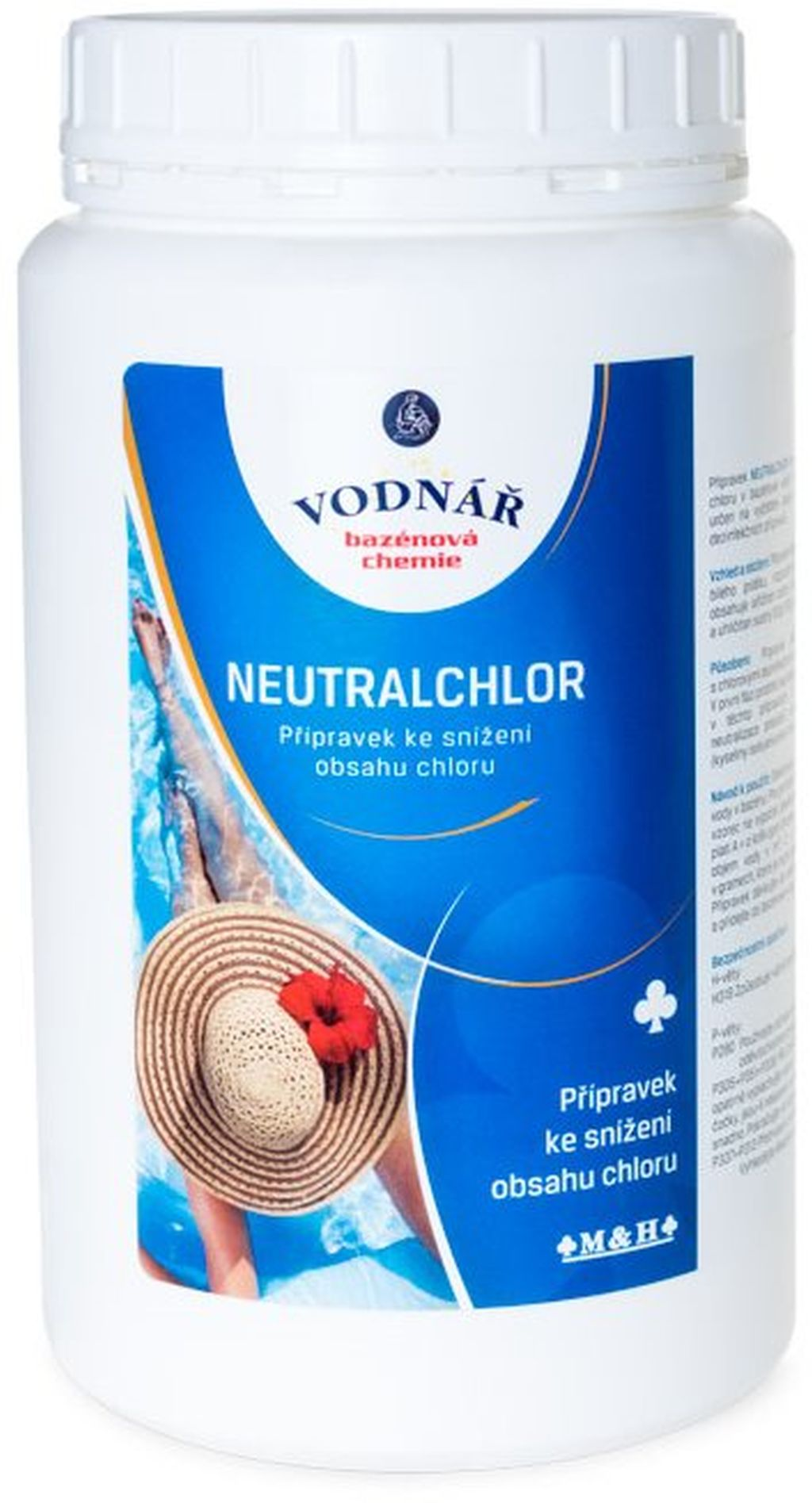 VODNÁŘ Neutralchlor 1kg 20-00-022