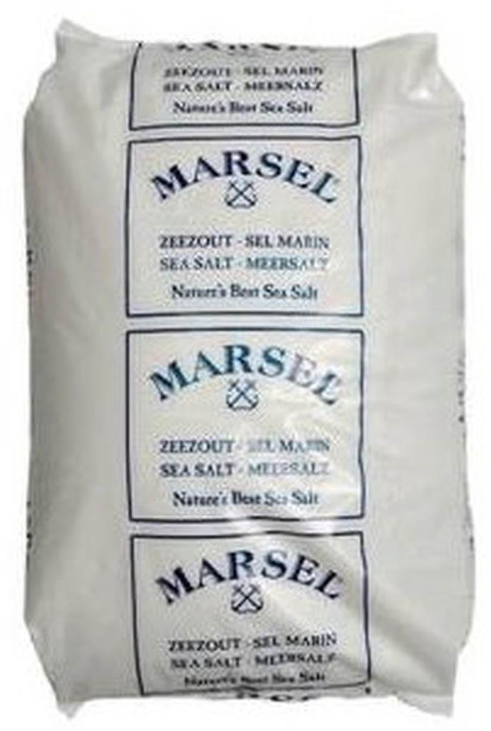 Mořská hrubá sůl do bazénu Marsel 25kg 20-00-081