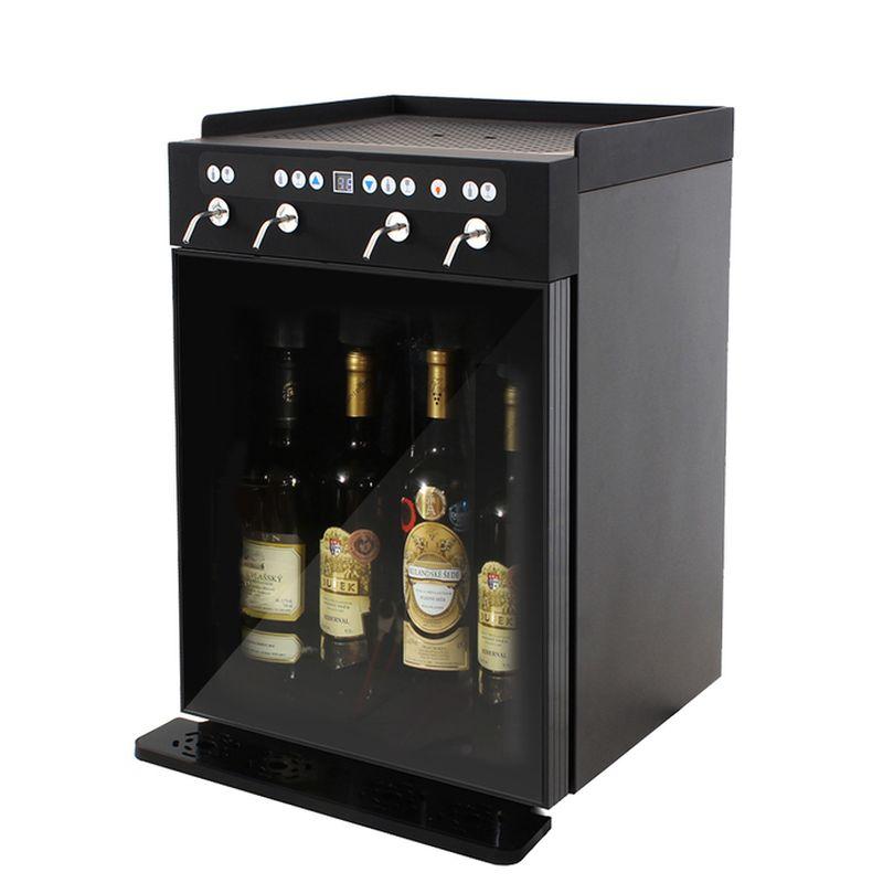 VinoTek VT4 Automatický dávkovač vína na 4 láhve 008010003