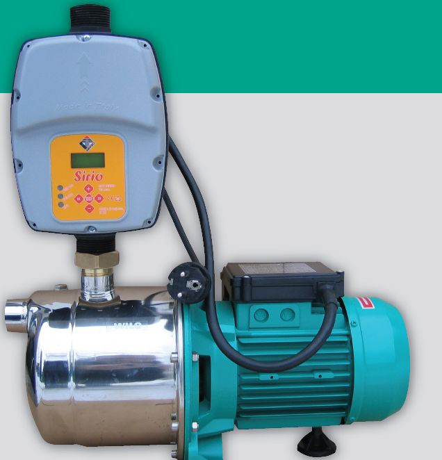 WILO COR-1 WJ 401 EM - automatická domácí vodárna 2865572