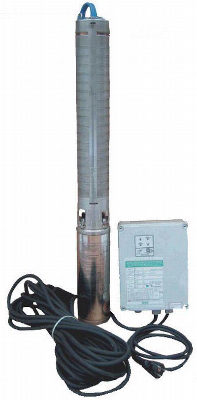 """WILO TWI 4""""-0213 DM celonerezové ponorné čerpadlo,kabel 20 m, el.skříň 2865138"""