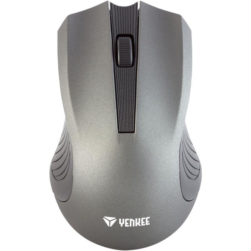 YENKEE YMS 2015GY Myš WL Monaco šedá 45010825