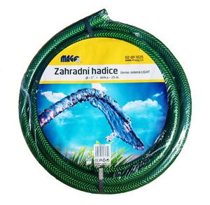 """Zahradní hadice černo-zelená LIGHT 1"""" - balení 50m 02-01-1050"""